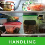 On the Kitchen Counter March 27, 2017 : Handling Leftovers