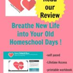Bring it Back from the Brink with Homeschool Rescue a Homeschool Review Crew Review