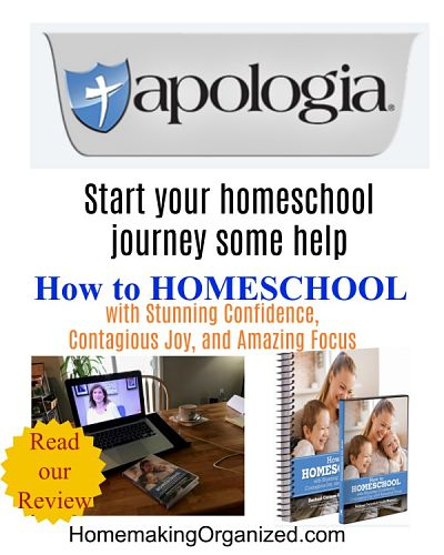 This Summer Learn How to Homeschool with Stunning Confidence, Contagious Joy, and Amazing Focus {a Review}