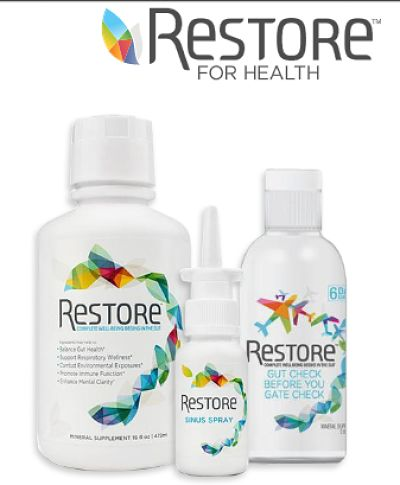 Restore for Health: Another Gut Health Review from @Momsmeet