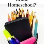 Back to School Blog Hop Day 2 : What Supplies Will We Need for Homehool?