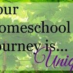 Back to School Blog Hop Day 5 : Dear Homeschool Mom…