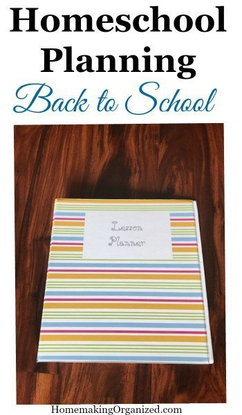 Back to School Blog Hop Day 3 : Lesson Planning and Keeping Records