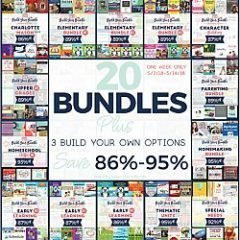 5th Annual Build Your Bundle Homeschool Sale!! (Limited Time)