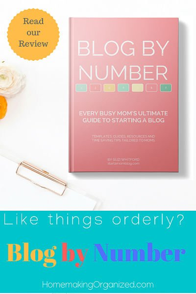 I review the Blog by Number eCourse. Find out if if will work for you.
