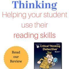 Critical Thinking Detective Homeschool Review
