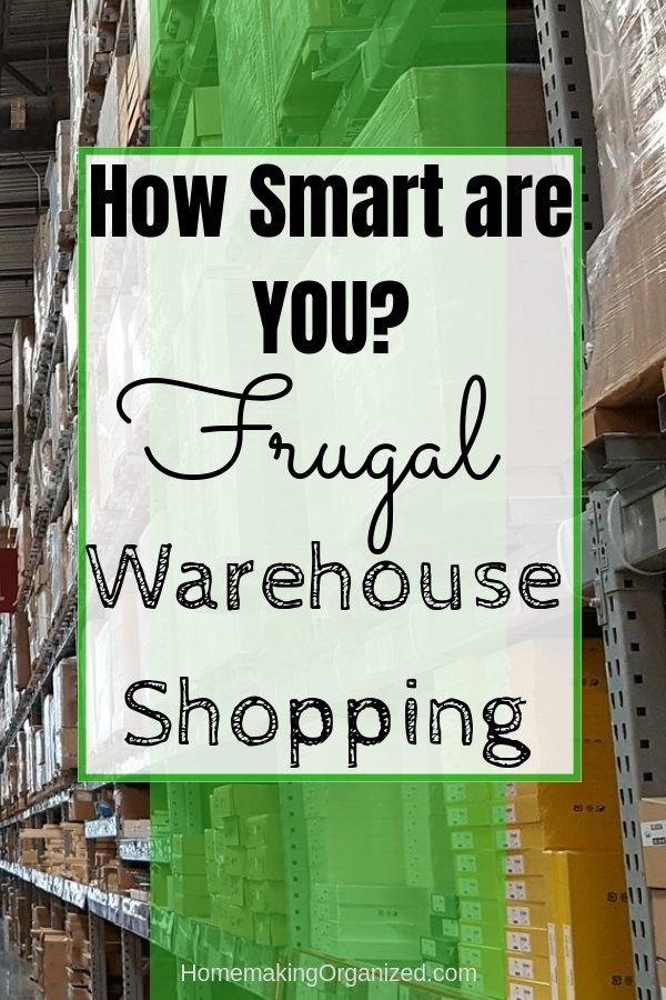 How Smart Are You About Frugal Warehouse Shopping?