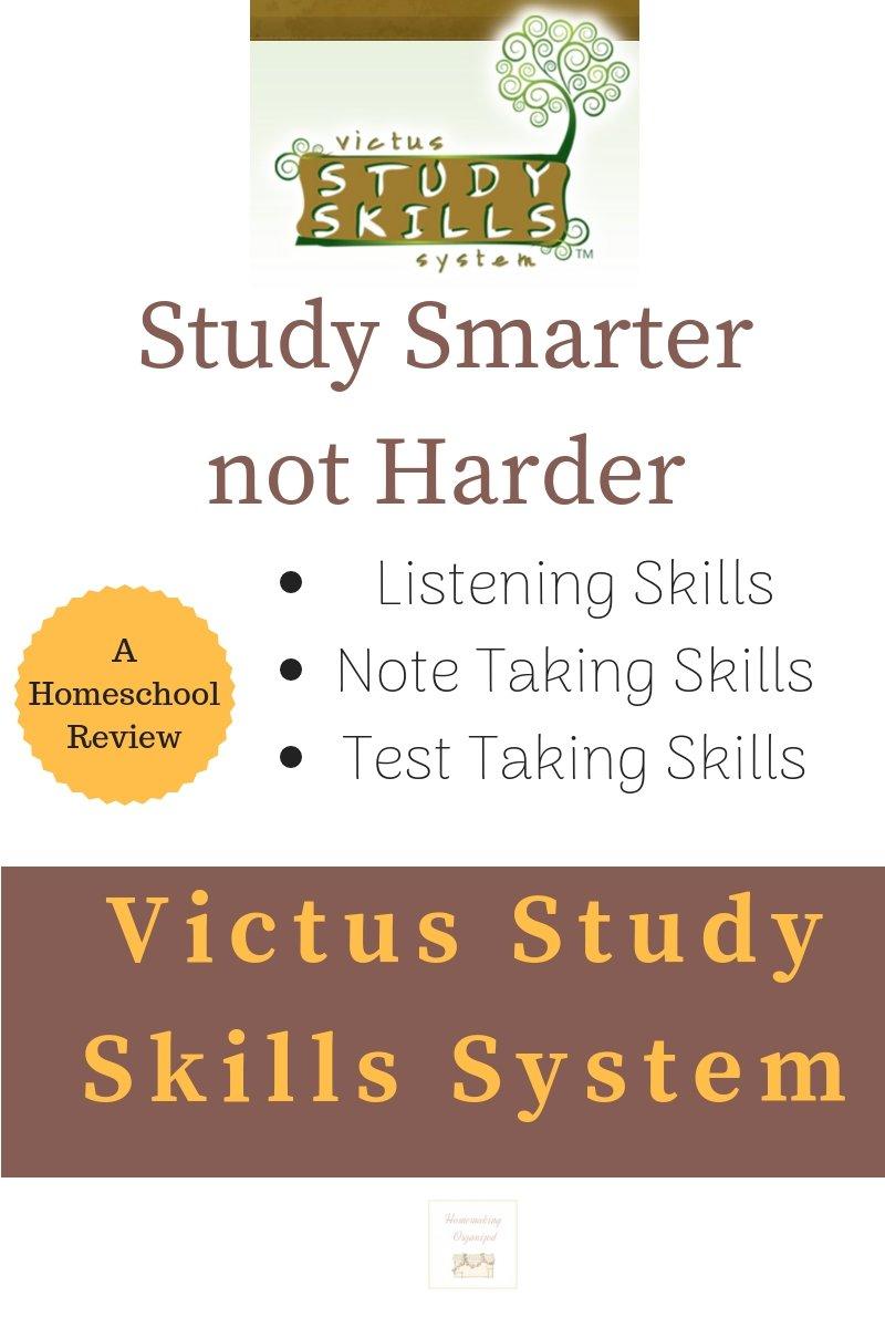 Victus Study Skills