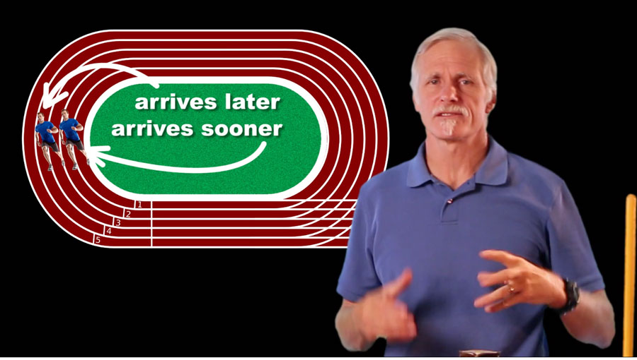 Crosswired Science Screenshot of video lesson.