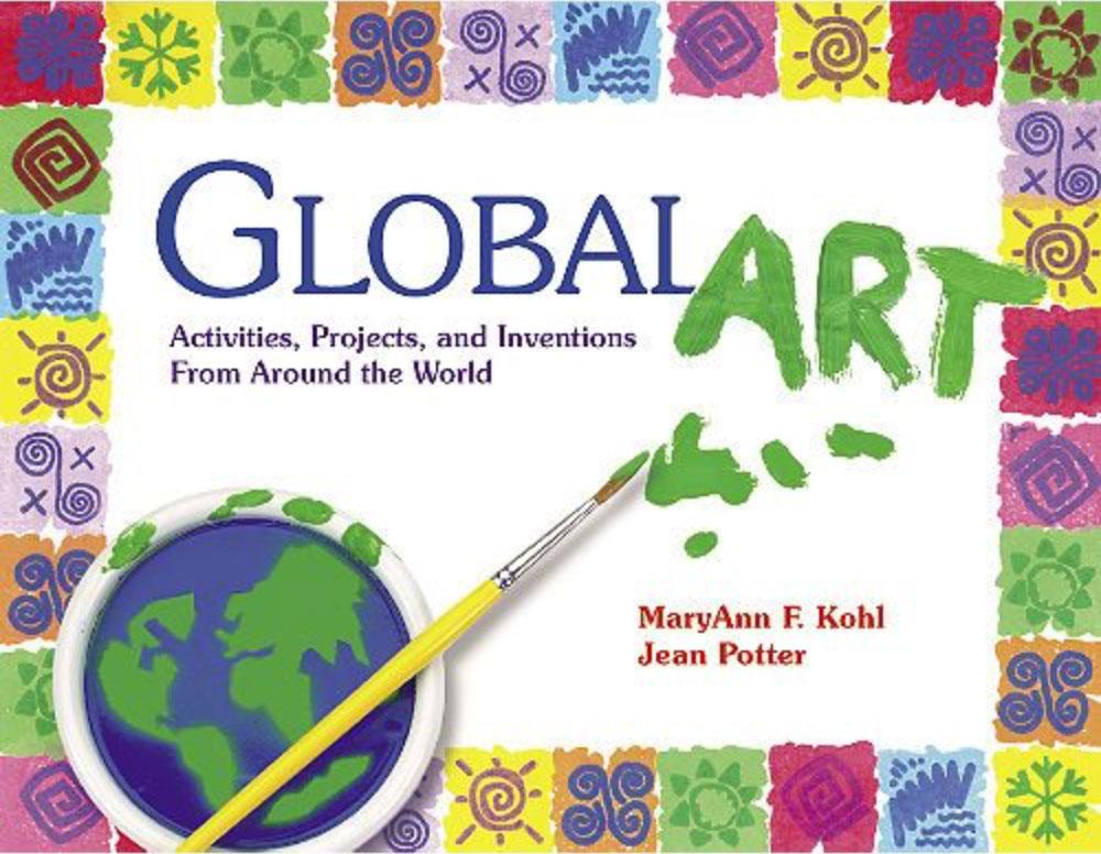 Global Art Cover