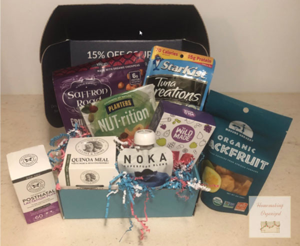Baby Eden Subscription box for new and expectant mothers
