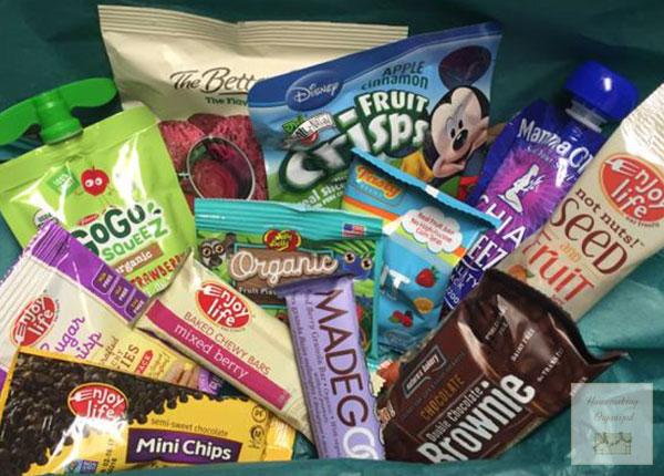 Num Nums Yummy snacks subscription box