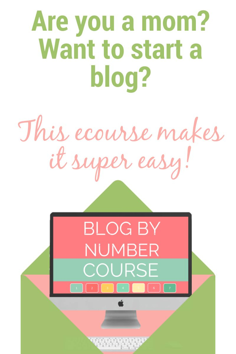 Blog by Number Beginning Blogging eCourse by Suzi Whitford