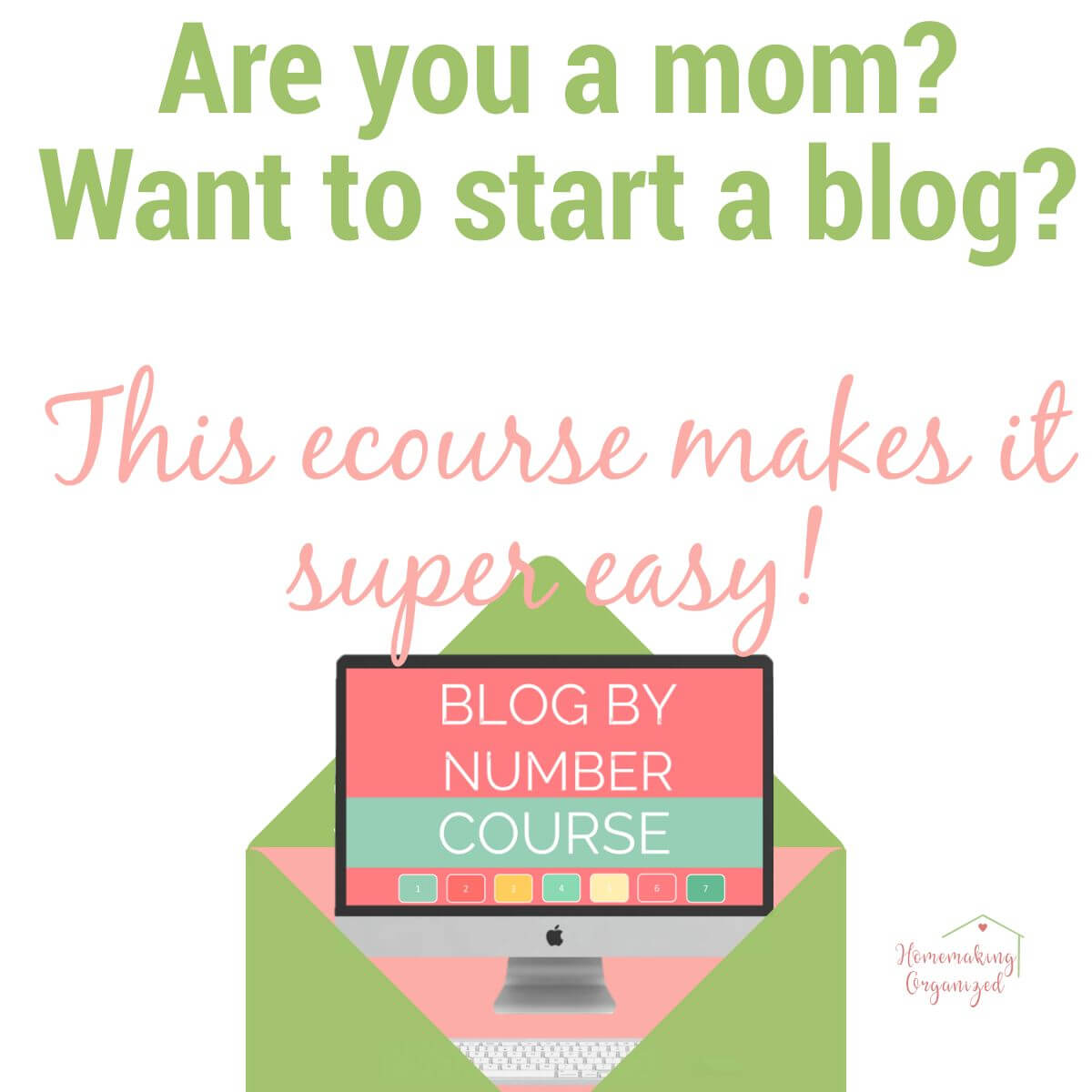 Blog by Number eCourse