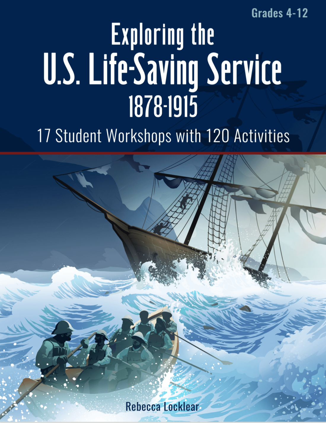 U.S. Life-Saving-Service Coast Guard Military