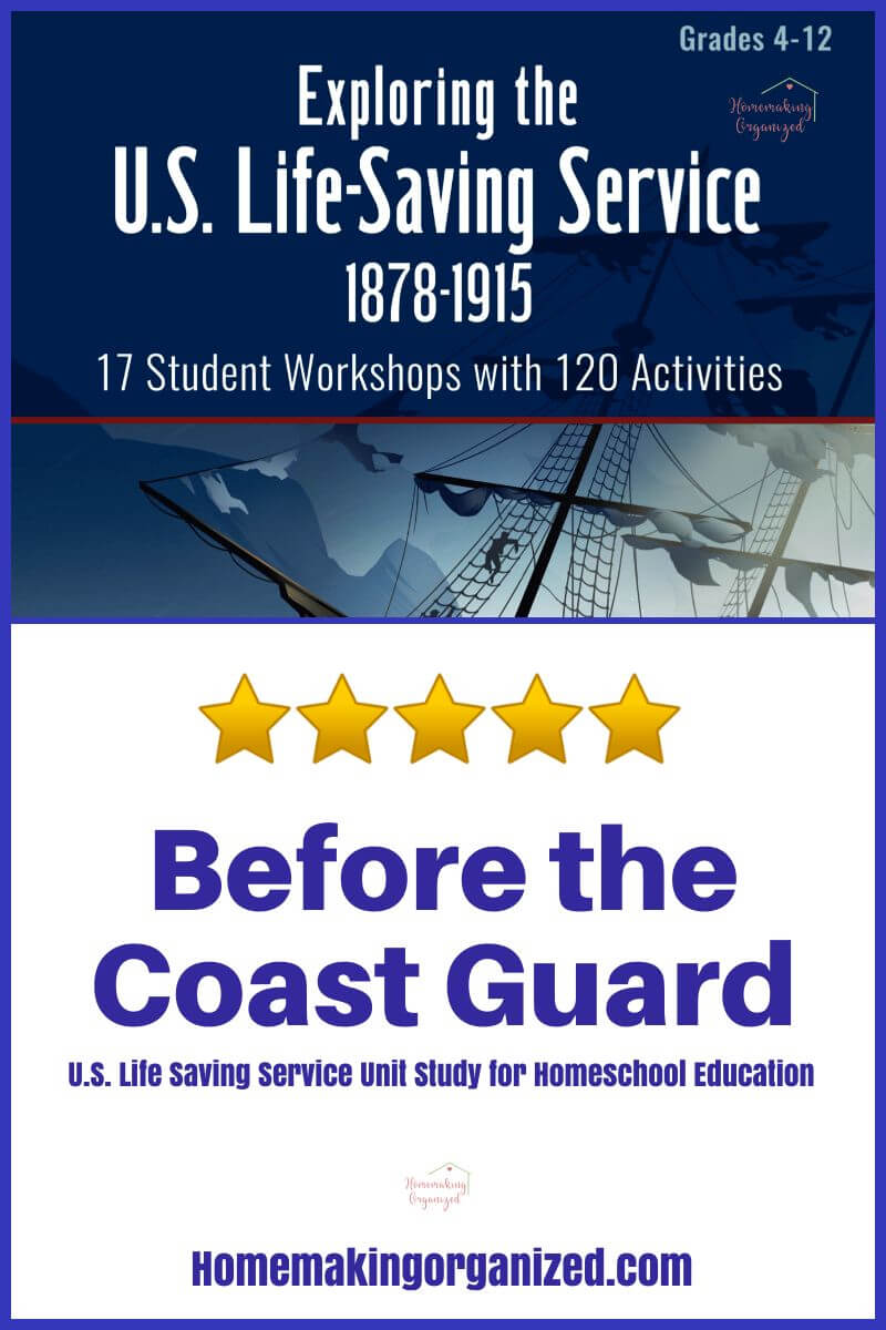 Before the Coast Guard there was the U.S. Life Saving Service