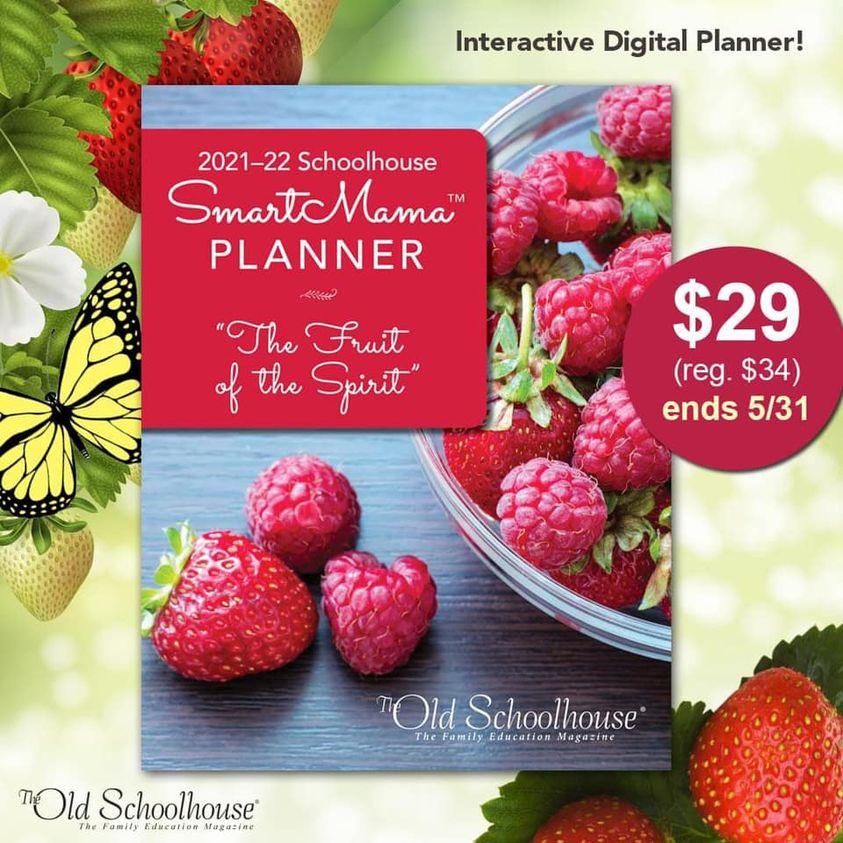 Smart Mama Homeschool Planner