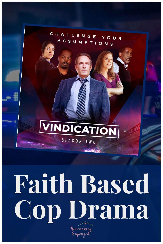 faith base crime drama
